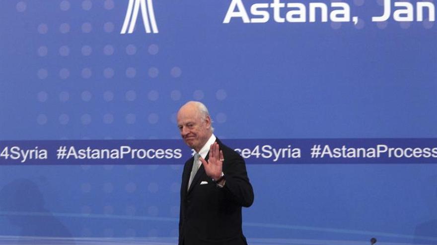 Una constitución siria, un Gobierno transitorio y elecciones serán los temas a tratar en Ginebra