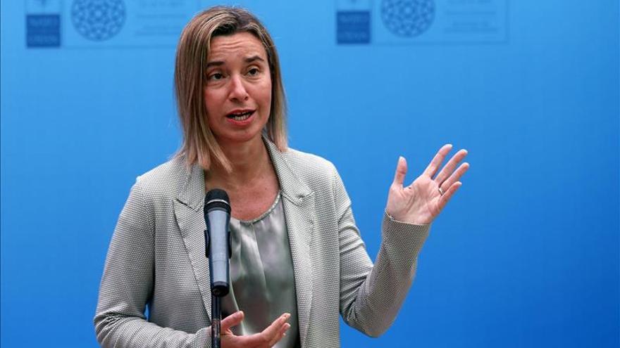 La UE insta a Colombia y a las FARC a seguir comprometidos con diálogo de paz