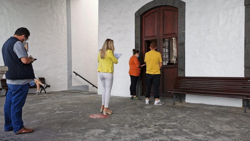 La Palma mantiene cinco casos activos por Covid-19 por tercer día
