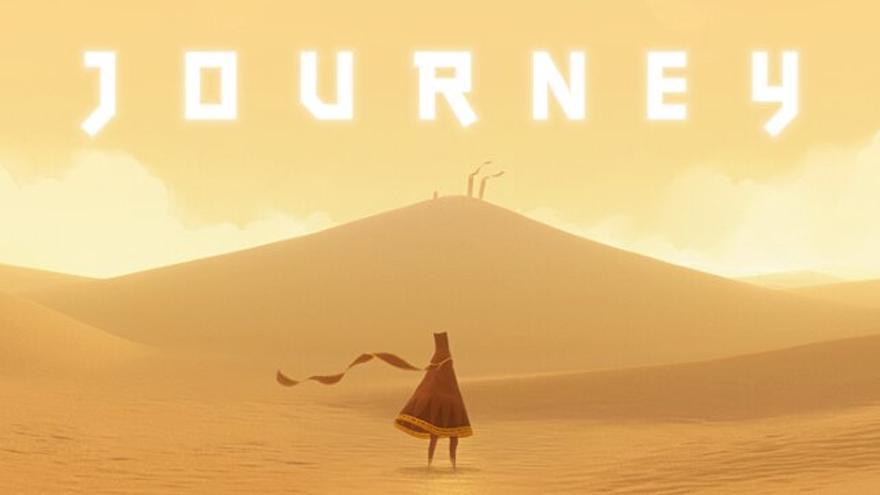 Portada de Journey
