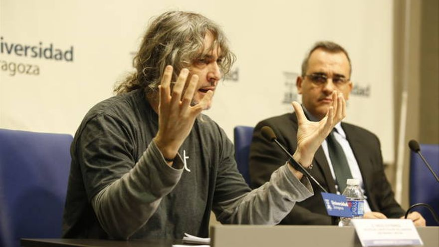 Diego Gutiérrez, investigador de la Universidad de Zaragoza experto en realidad virtual