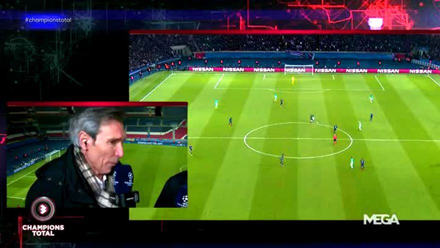 Lobo Carrasco, tras la retransmisión del PSG-Barça