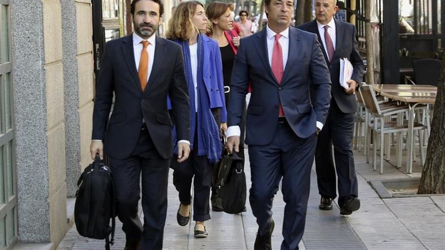Los abogados de Mas recurrirán la resolución del Tribuna que fija la fianza en 5,2 M