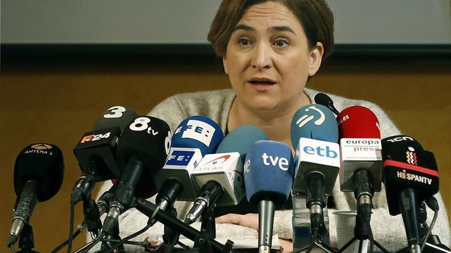 Las autoridades catalanas guardan minuto de silencio en homenaje a las víctimas del 11M