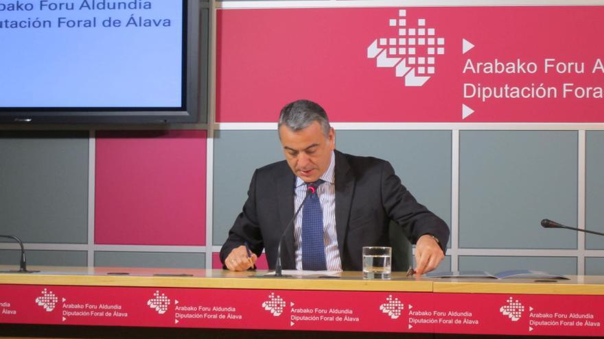 """De andrés dice que Quiroga va a ser elegida presidenta del PP vasco """"con la absoluta legitimidad"""" de la Junta directiva"""