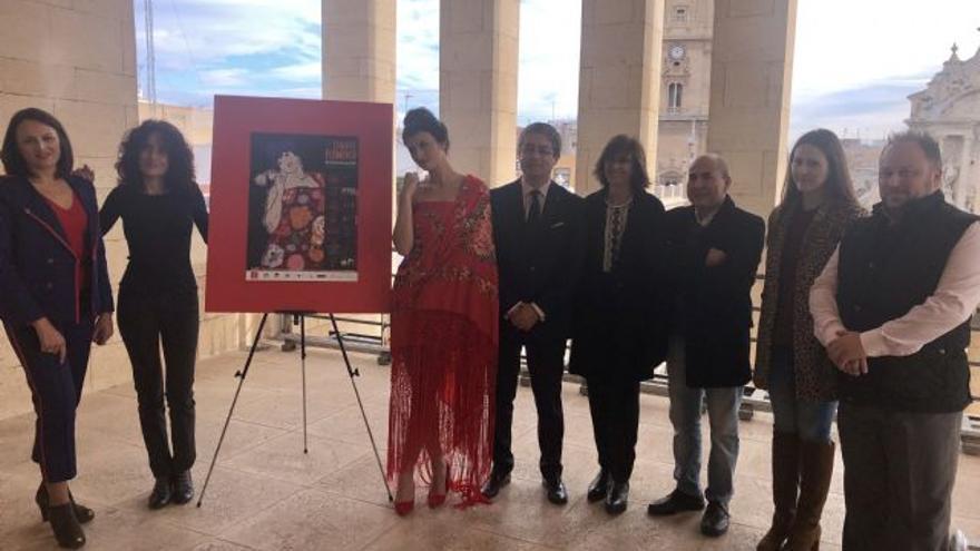 """Murcia se convertirá en la """" capital nacional del flamenco"""""""