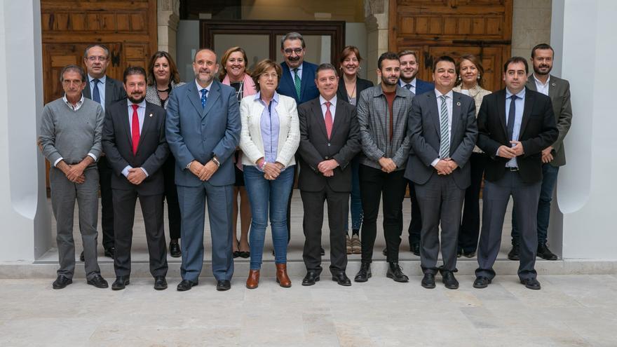 Consejo de Gobierno junto a la Asociación de Municipios Ribereños de Entrepeñas y Buendía