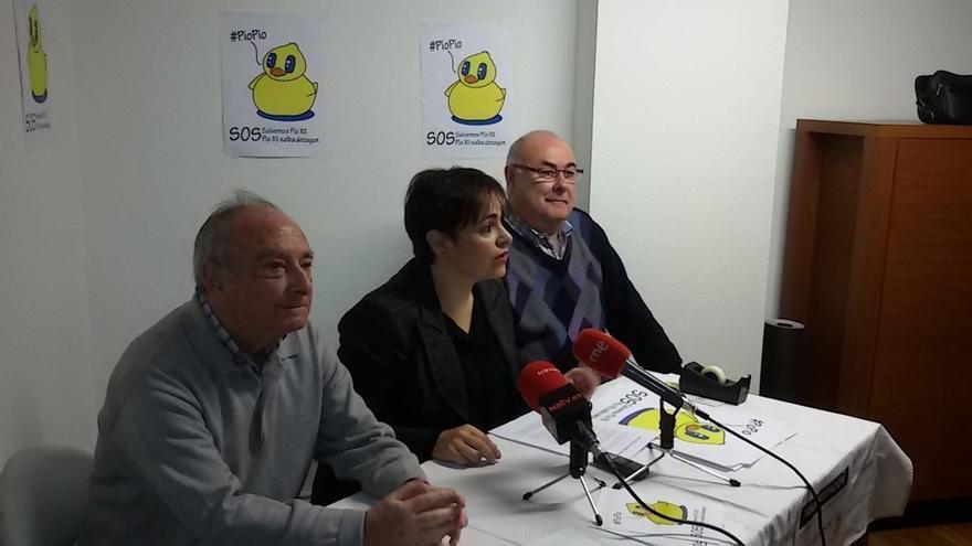 """SOS Salvemos Pío XII convoca una manifestación el domingo para mostrar """"el desacuerdo"""" con la remodelación de la avenida"""