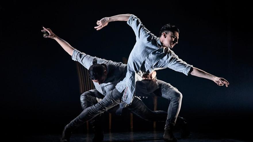 El espectáculo 'Hábitat' fue galardonado con el Premio El Ojo Crítico de Danza 2016.
