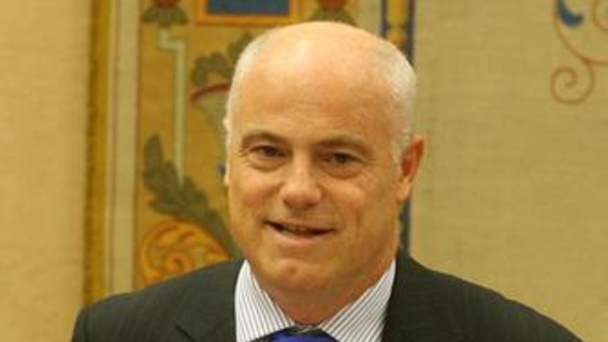 José Manuel Campa en el Congreso