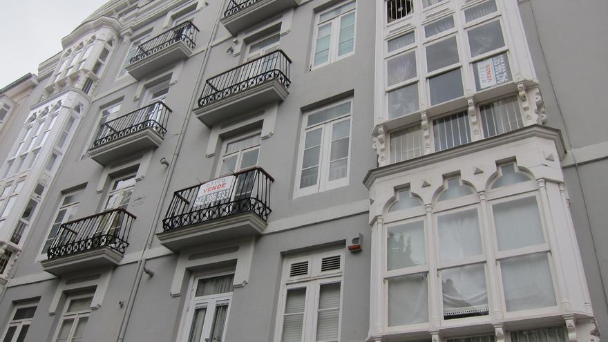Cantabria es la quinta comunidad donde más años de sueldo se necesita para acceder a una vivienda, 7,5
