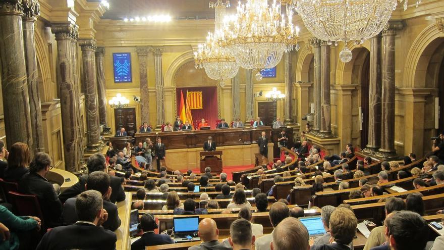 El pleno del Parlament sobre el 155 empezará el jueves a las 10.00 horas