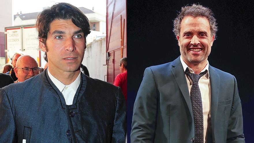Cayetano Rivera y Daniel Guzmán