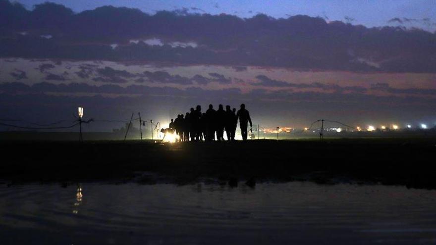 """El Ejército israelí bombardea una """"infraestructura terrorista"""" en Gaza"""