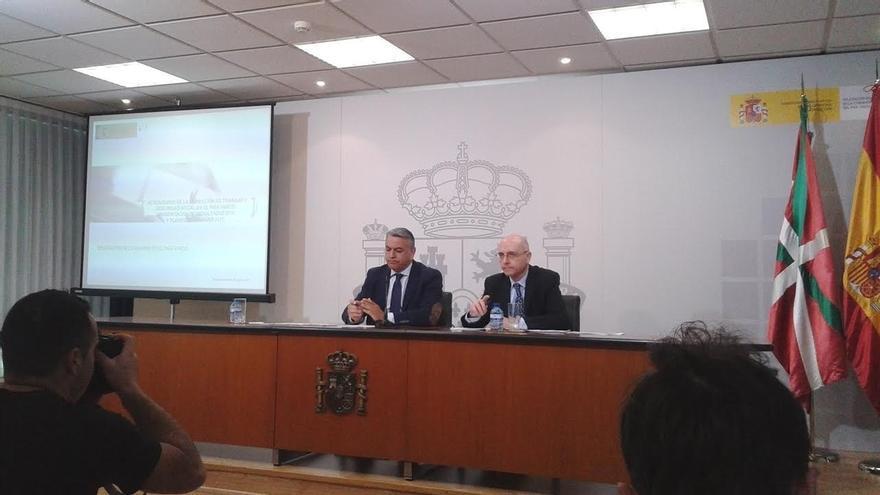 """El Gobierno está """"dispuesto"""" a cerrar esta semana el acuerdo presupuestario con el PNV"""
