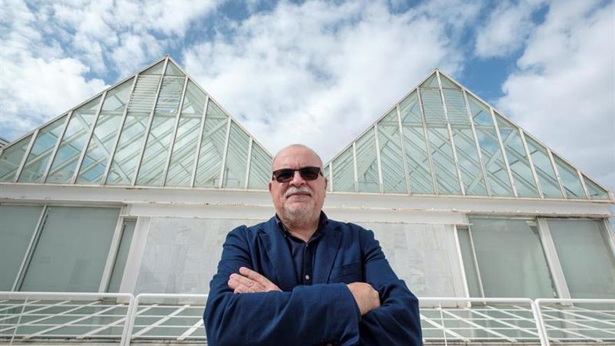El director del Centro Atlántico de Arte Moderno (CAAM).