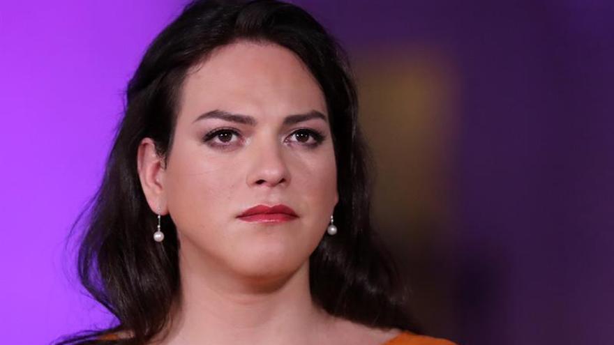"""Denuncian en Chile una campaña """"neonazi"""" contra la actriz Daniela Vega"""