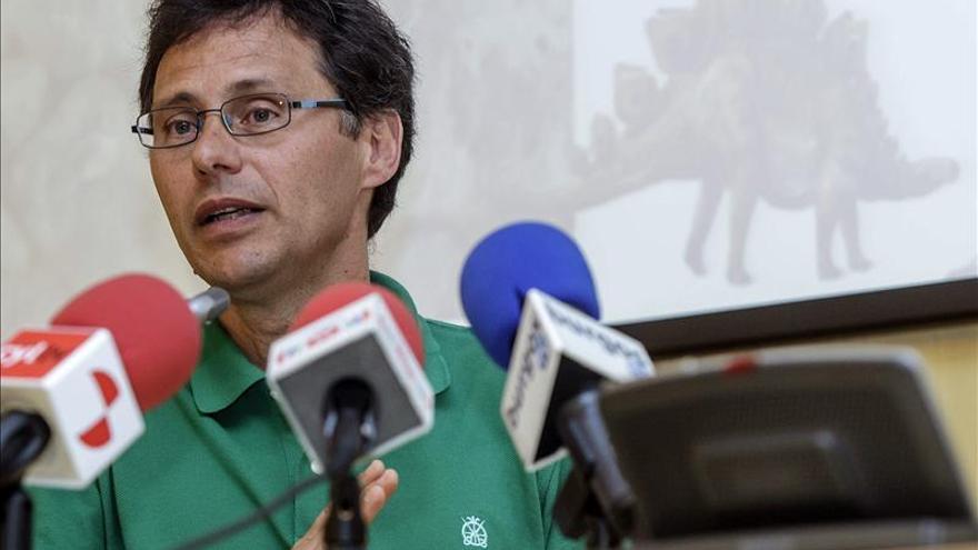 """Las Sereas (Burgos) se confirma como un """"megayacimiento"""" de icnitas únicas"""