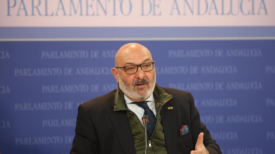 """Vox afirma que Luz Belinda Rodríguez se ha ido antes de que fuera """"expulsada"""" y no la ve como una """"pérdida importante"""""""