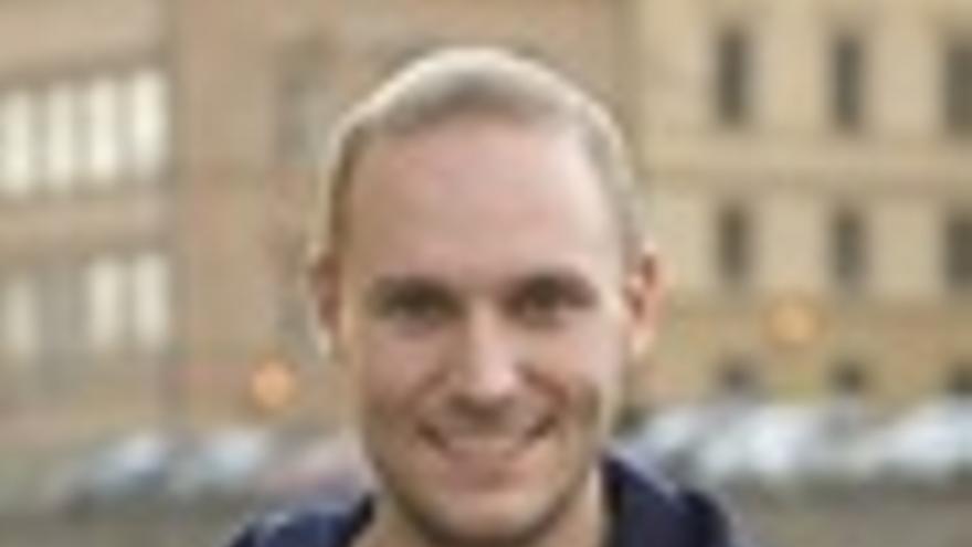 El político sueco Jens Aron Modig