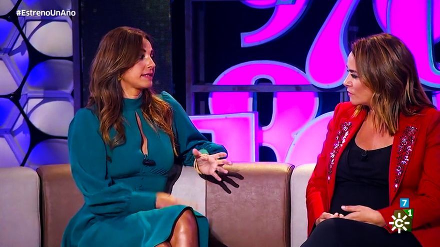 Mariló Montero y Toñi Moreno en 'Un año de tu vida'