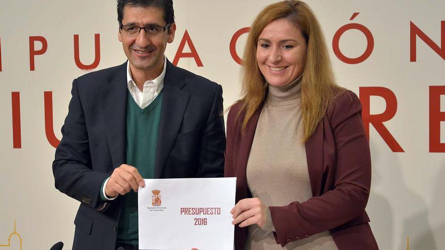 Presentación de los Presupuestos de la Diputación de Ciudad Real para 2016