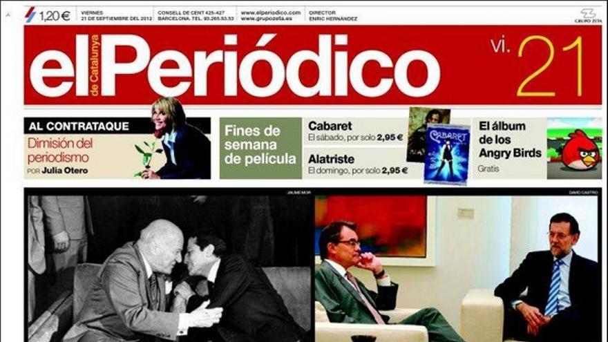 De las portadas del día (21/09/2012) #10