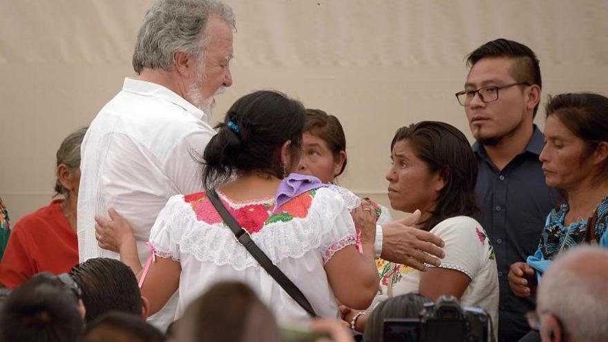 El Estado mexicano se disculpa con hermanas violadas por militares en 1994