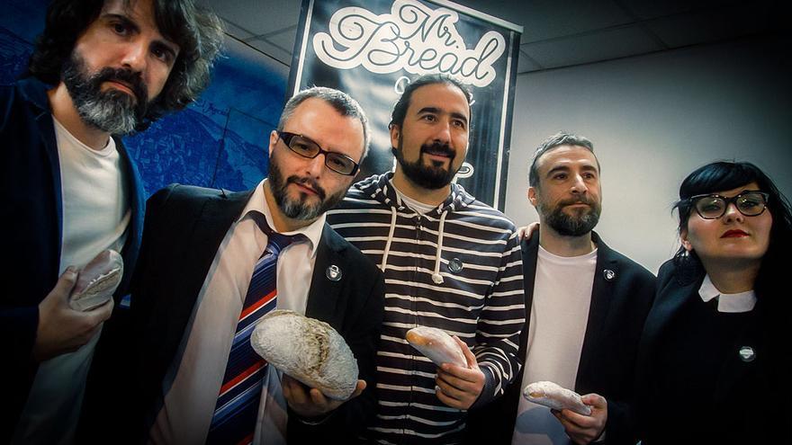 Presentación del taller de videocreación del Ayuntamiento de Toledo y Mr. Bread Culture