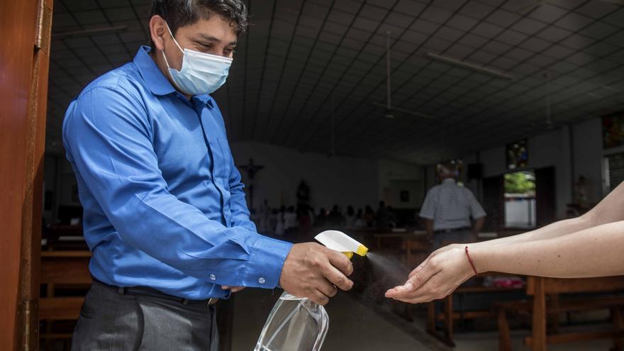 Nicaragua registra 169 muertes y 6.253 casos confirmados por la covid-19