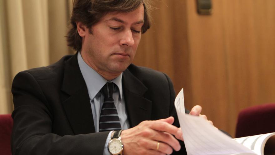 Santiago Pedraz, juez de la Audiencia Nacional (EFE)