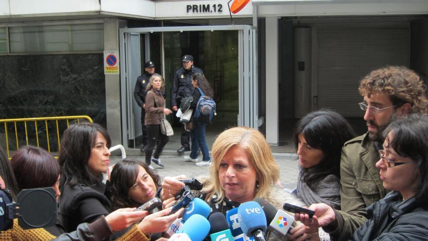 Consuelo Ordóñez insiste en que Lasarte no reúne los requisitos para gozar de permisos penitenciarios