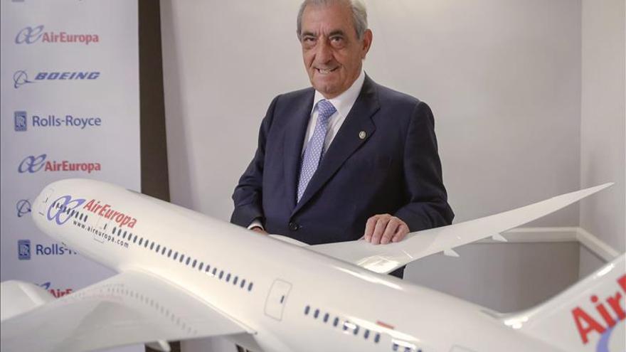 Air Europa destaca que vende con éxito billetes de tren más avión desde 2009