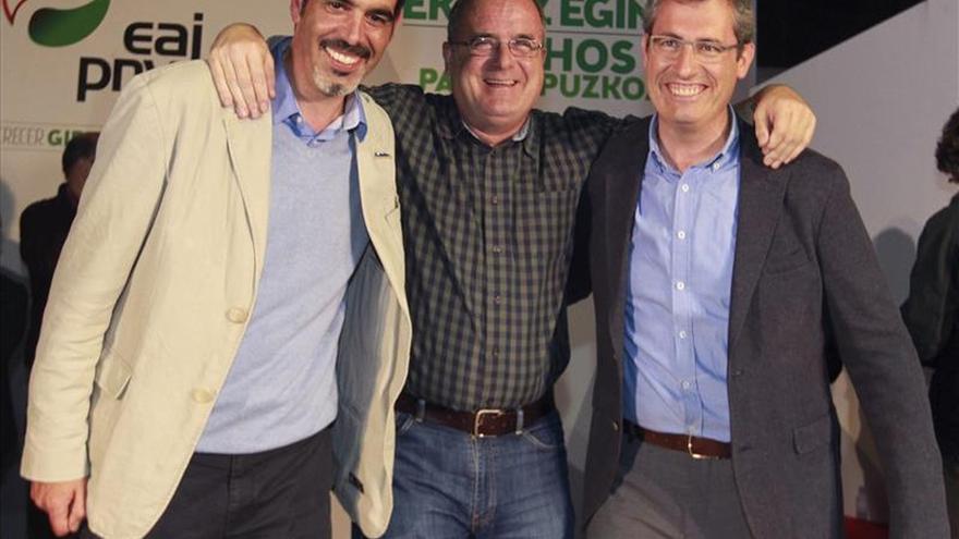 El PNV gana en Gipuzkoa, EH Bildu baja 6 escaños e irrumpe Podemos