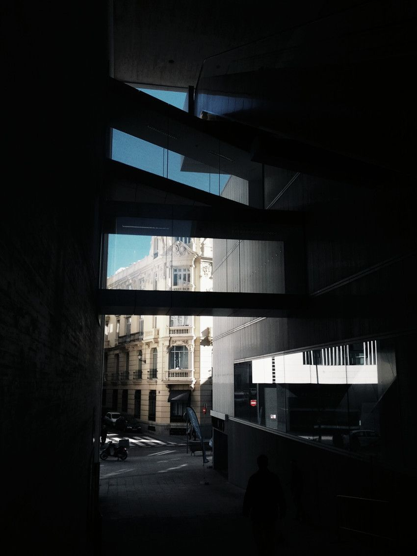 Exterior del Mercado Barceló | Foto: Somos Malasaña