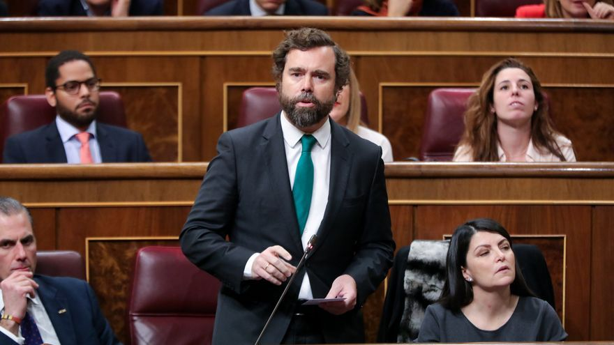 Vox apoyará al Gobierno en defensa de la soberanía española ante el plan de Marruecos de delimitar sus aguas