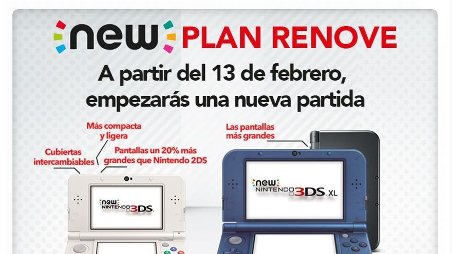 3DS Renove game
