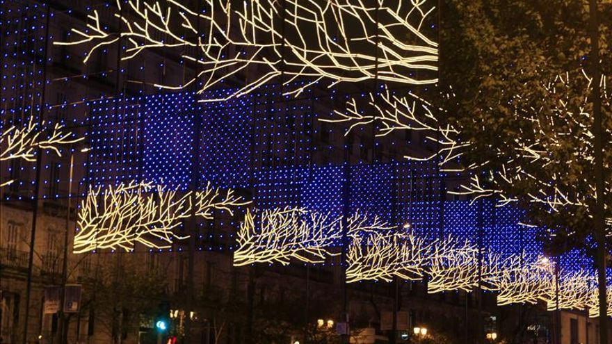 Las luces de Madrid anunciarán desde mañana que se acerca la Navidad