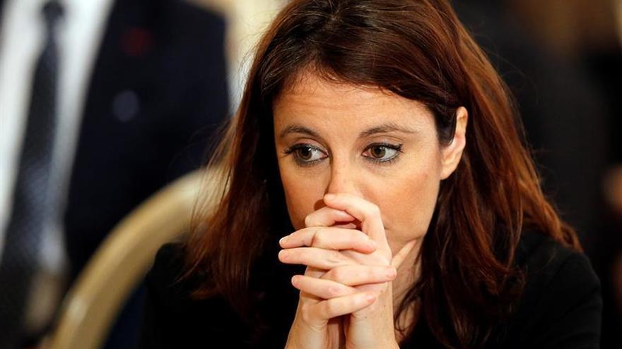 Andrea Levy no descarta una subida de las pensiones por encima del 0,25 %