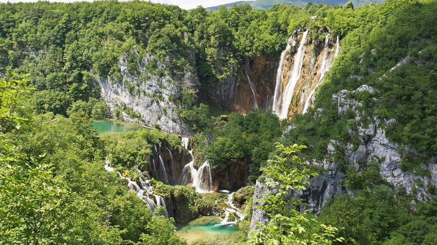 Parque Nacional de Plitvice / Dennis Jarvis vía Flickr (CC)