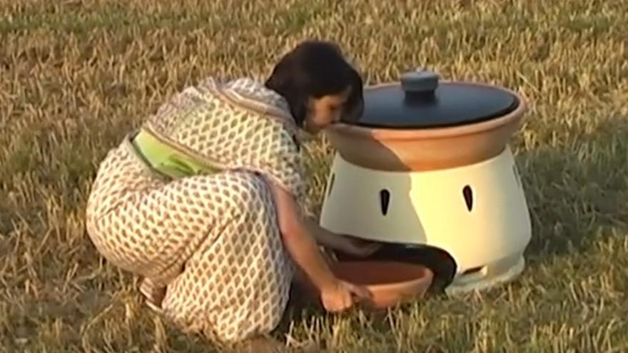 El eliodoméstico facilita el acceso a agua desalinizada en aquellas zonas del mundo con problemas de saneamiento.