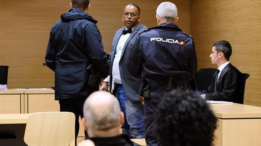 La Audiencia de Las Palmas concluye el juicio ante jurado contra Yassin O.