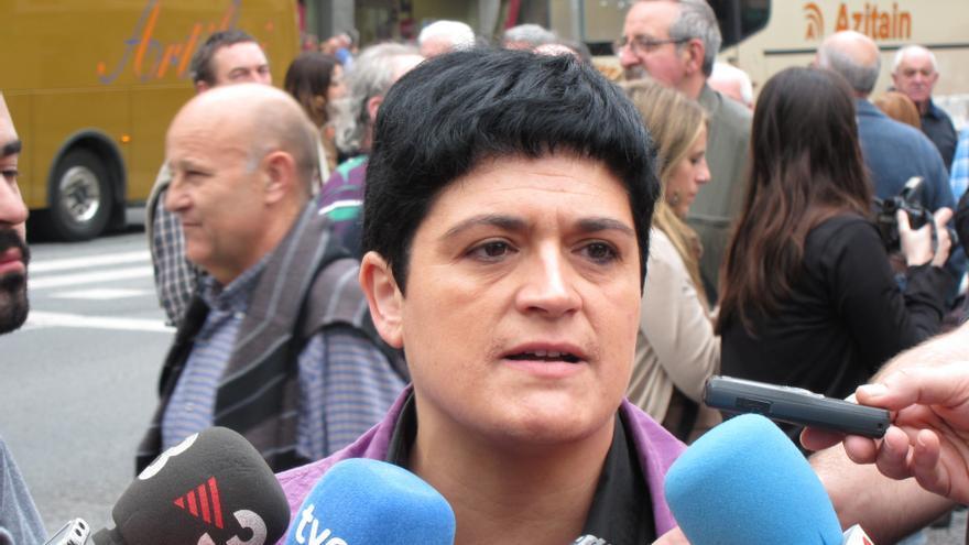 """EH Bildu confía en que, """"por el bien de la paz"""", no se prohíba la marcha de este sábado"""