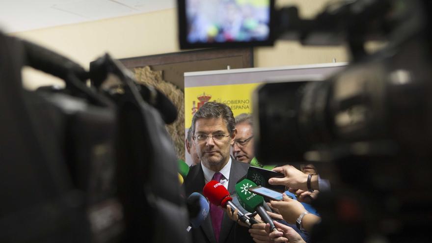 """Catalá, sobre el voto particular a 'La Manada': """"Todos saben que tiene algún problema singular"""""""