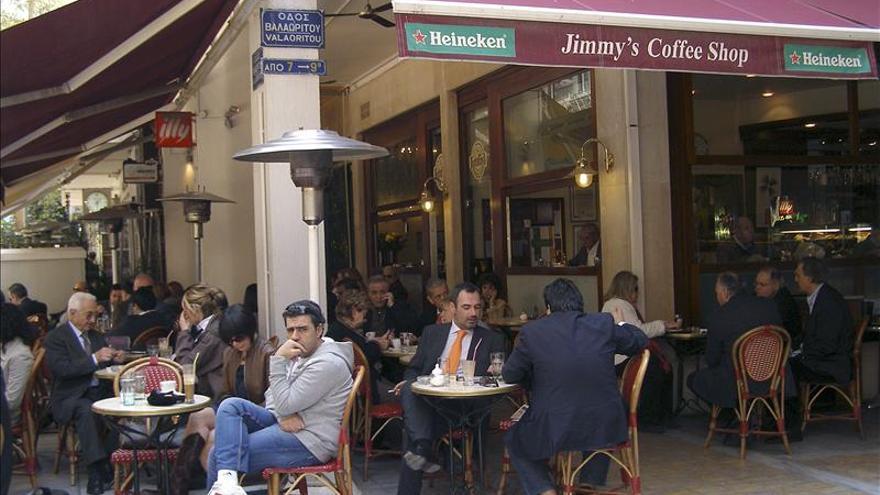 """El """"café griego"""", a punto de sucumbir ante la globalización del paladar"""