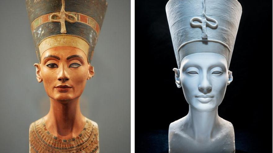 Las dos Nefertitis