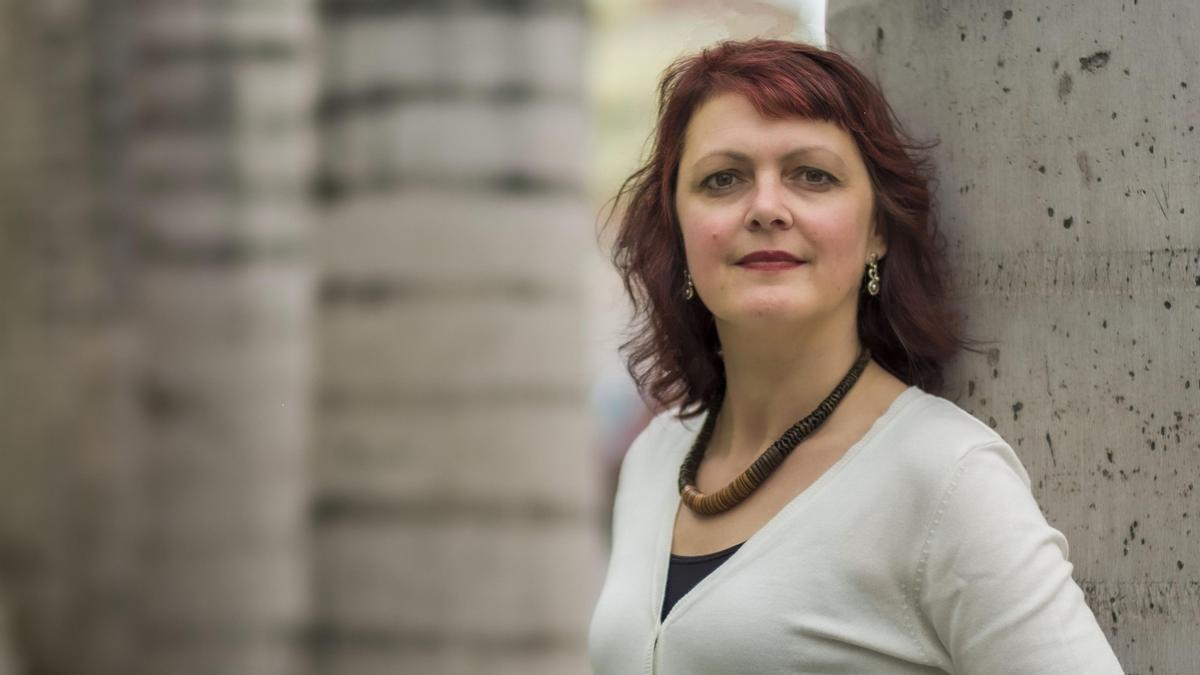Ruth Acosta, consejera Sí Podemos Canarias en el Cabildo de Tenerife