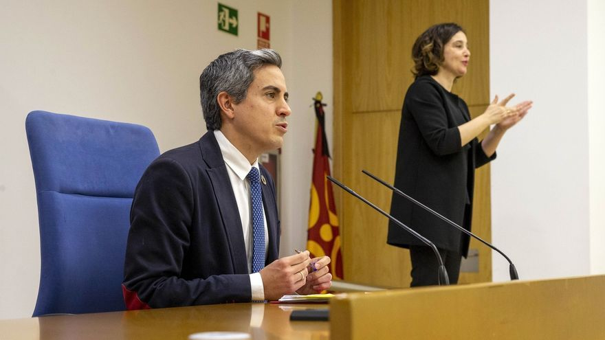 """Zuloaga, """"convencido"""" de que Cantabria pasará a la fase 1 pese al aumento """"leve"""" de casos"""