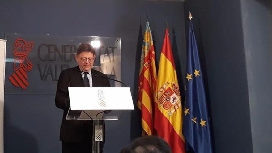 Puig avanza que el alcalde de Alicante no optará a la reelección como secretario local del PSPV