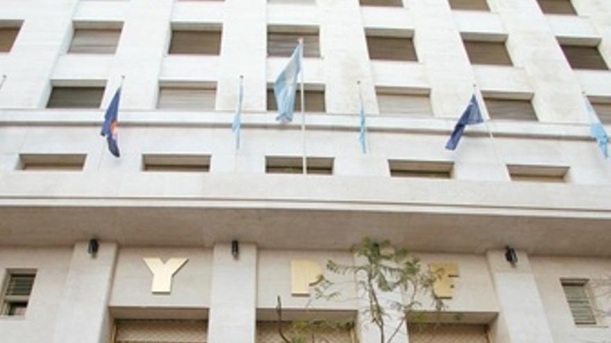 Edificio YPF